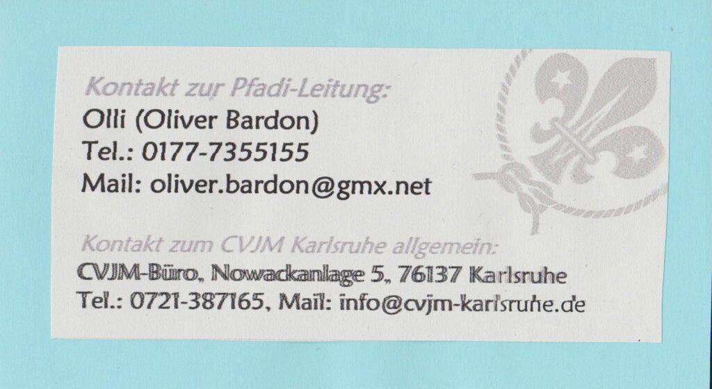 Pfadfinder Karlsruhe